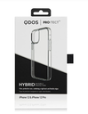 QDOS Hybrid case for iPhone 12 - clear