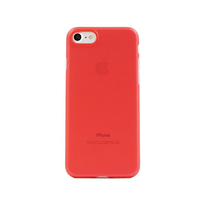 Aiino - Z3RO Ultra Slim case for iPhone 7 / 8 and SE Red