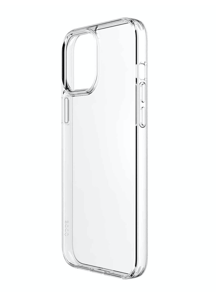QDOS Hybrid case for iPhone 12 Mini - clear