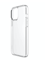 QDOS Hybrid case for iPhone 12 / 12 Pro - Clear