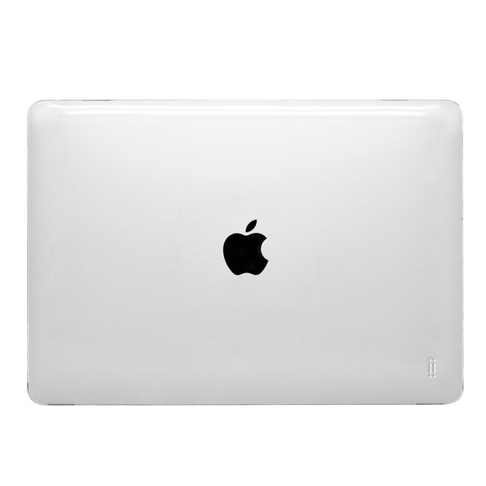 "aiino - Shell Glossy case for MacBook Air 13"" (2020) - Clear"