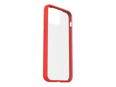 OtterBox React SHAMROCK clear/red iPhone 12 / 12 Pro