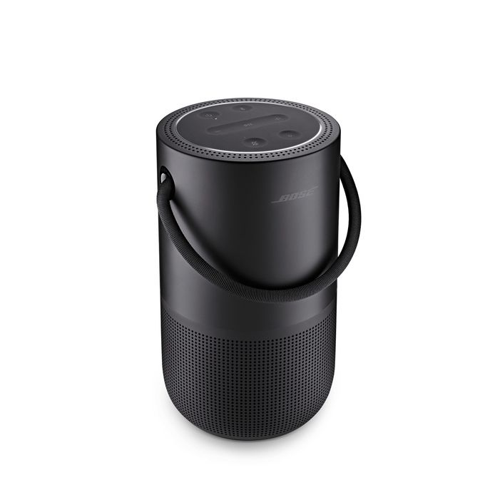Bose Portable Home Speaker Black - EU Plug