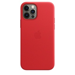 [MHKD3ZM/A] iPhone 12 | 12 Pro Leather Case with MagSafe - (PRODUCT)RED