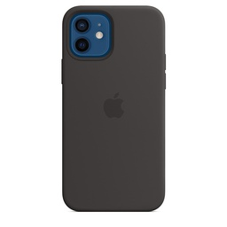[MHL73ZM/A] iPhone 12 | 12 Pro Silicone Case with MagSafe - Black