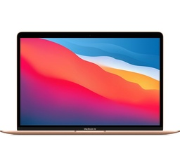 [MGNE3FN/A] MacBook Air 13 pouces / Puce Apple M1 / CPU 8 cœurs / GPU 7 cœurs / 512Go - Gold